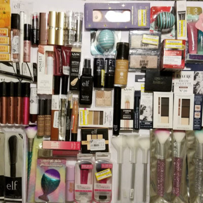 Lote Maquillaje 50 Unidades