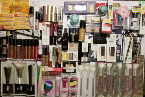 Lote Maquillaje 50 Unidades