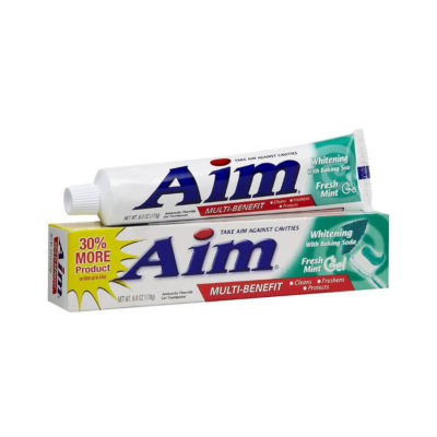 Aim pasta dental