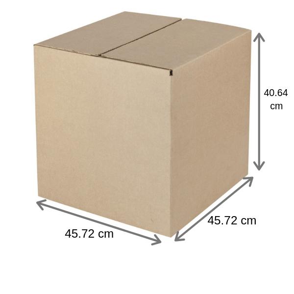 Caja de Productos 18x18x16