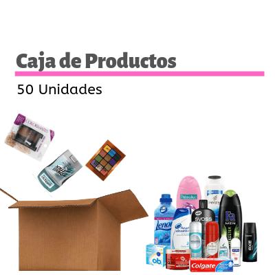 Caja de Productos 50 Unidades