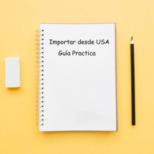 Guía para importar desde USA