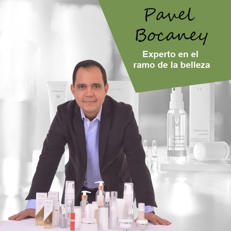 Pavel Bocaney Experto en Belleza